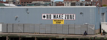 Now Wake Sign