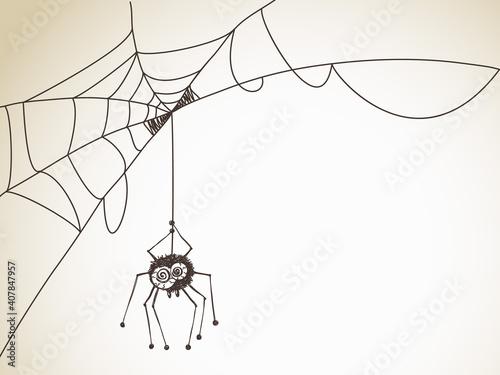 Tablou Canvas Spider