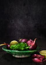 Légumes D'é'é