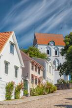 Ronneby Heliga Kors Kyrka Street View