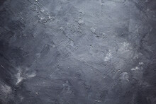 Abstract Painted Stone Or Putty Surface Background