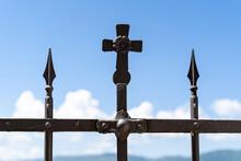Cross In Ostrog Mo