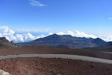Haleakala High Altitude Observatory Site First Astronomical Research Observatory On Maui Hawaii