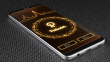 Polkadot Cryptocurrency Symbol On Mobile App Screen. Price Graph, Buy And Sell Buttons. 3D Illustration