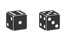 Dice Six Side Face Icon