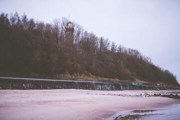 latarnia morska w Niechorzu