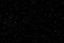 Starry Night Sky Galaxy Space Background.