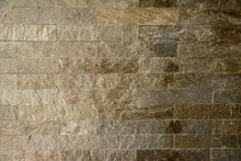 Closeup View Of A Wall Made Out Of Marble Stable Pieces Pattern Background