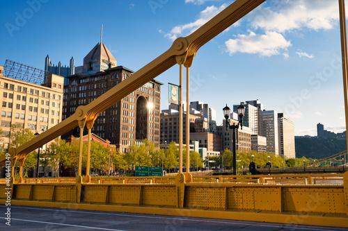 Photo Andy Warhol Bridge
