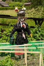 Funny Scarecrow Decoration