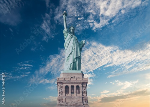 statue of liberty city