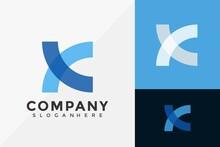 Letter X Business Logo Design, Brand Identity Logos Designs Vector Illustration Template