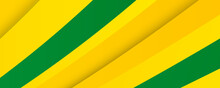 Abstract Modern Background Gradient Color. Yellow And Green Black Gradient With Halftone Decoration.