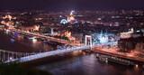 Fototapeta Londyn - city by night