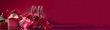 Valentine's Day Or Romantic Evening Invitation
