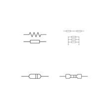 Resistor Logo