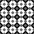 Seamless pattern. Vector geometric background. Squares of different shapes, diagonal structure