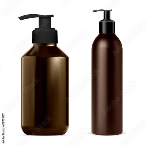 Fotografia Pump dispenser bottle