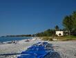 canvas print picture - Strand auf der Insel Longboat Key am Golf von Mexico, Florida