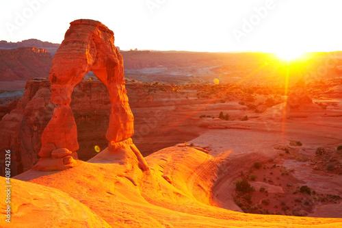 Valokuva Delicate arch