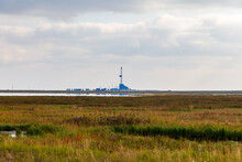 Oil And Gas Industry, Exploration, Oil And Gas Well Drilling In The Far North