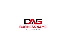 DAG Letter Design For Business