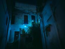 Country Lanes At Night. Oria. Brindisi. Puglia