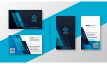 Modern Business Card Stationery Business Style Stationery And Brand Identity Stationary & SOCIAL MEDIA Modern Premium Vector Design Template Set For Corporate, Office, Finance, And Food Industry