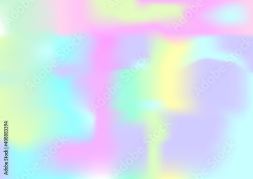 Fotografia Abstract pastel background, tie dye colorful print.