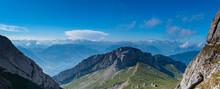 Mount Pilatus Panorama