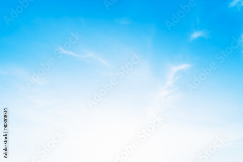 Fototapeta Background sky gradient,Bright and enjoy your eye with the sky refreshing in Phuket Thailand. obraz