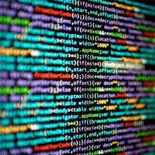 Computer Html Code On Screen