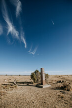 Black Mesa Obelisk, The Highest Point In Oklahoma