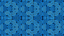 Colorful Fabric - Seamless Pattern, Illustration