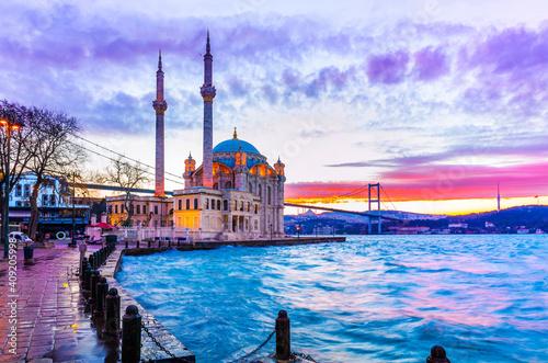 Obraz na plátně ISTANBUL, TURKEY
