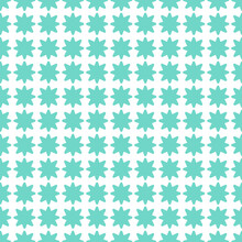 Summer Vector Seamless Geometric Pattern. Background For Wallpaper And Packaging