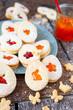 canvas print picture - Leckere Kekse zu Ostern