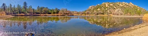 Granite Basin Lake Prescott National Forest AZ