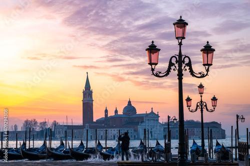 Venezia ,bacino san Marco © peggy