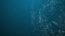 Spherical Network Background