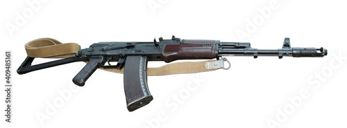 The Kalashnikov assault rifle folding Fototapet