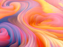Swirling Colors Backdrop