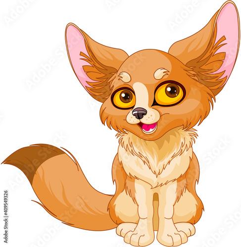 Fox Fennec #409549326