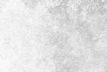Vintage Or Grungy Of White Concrete Texture And Background