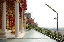 Temple Of The Cave Of The Tiger (Wat Tham Khao Noi)