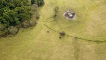 Aerial View Of Toposcope