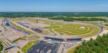Michigan International Speedway Aerial Shot.