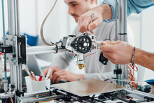 Young Researchers And 3D Printing