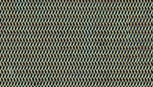 Metal Grille Of Rhombic Section Painted With Rust Fragment, Seamless Texture