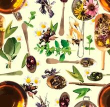 Patrón Flores Y Miel